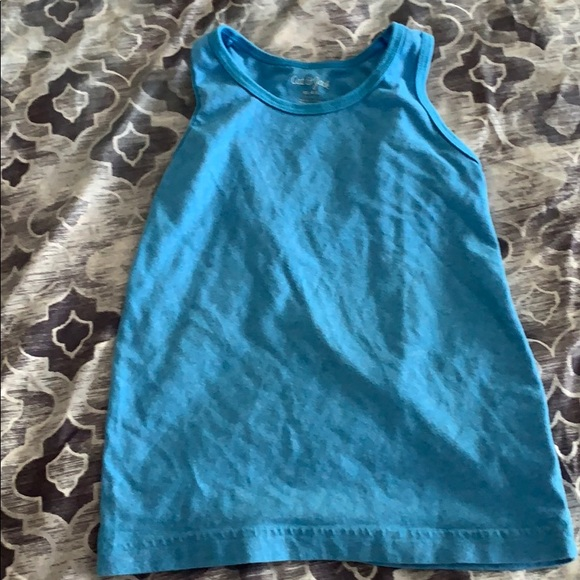 Cat & Jack Other - Boys blue tank top 4/5